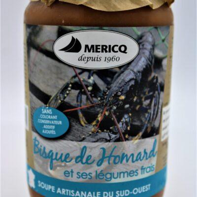 Bisque de homard 75cl de l'épicerie primeur nos champs occitans montauban