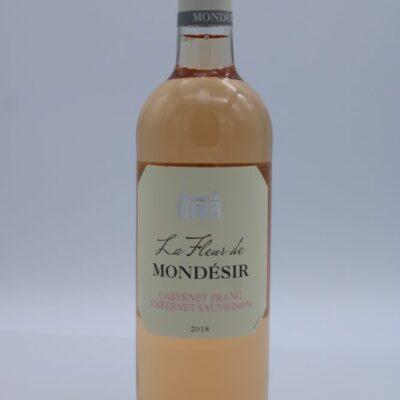Vin rosé côtes de bergerac de l'épicerie primeur nos champs occitans à montauban