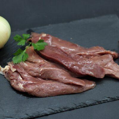 aiguillettes de canard de l'épicerie primeur nos champs occitans à montauban
