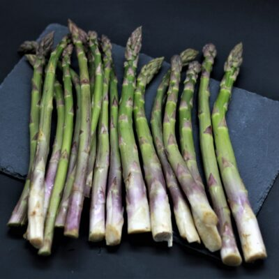 asperges vertes de l'épicerie primeur nos champs occitans à montauban