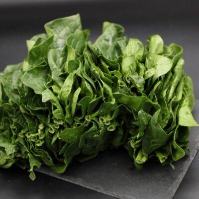500 gr d'épinards de l'épicerie primeur nos champs occitans à montauban