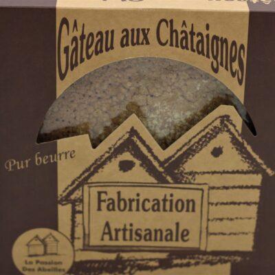 Gâteau aux châtaignes de l'épicerie primeur nos champs occitans à montauban