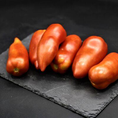tomates cornues des andes de l'épicerie primeur et drive nos champs occitans à montauban