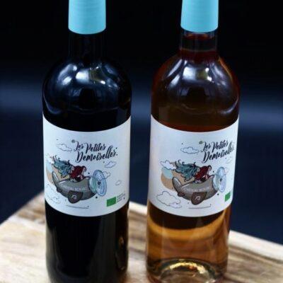 vin du chateau boujac aop fronton bio de l'épicerie primeur et drive nos champs occitans à montauban